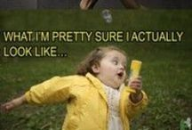 Laugh Out Loud / Things that make us laugh so hard our face hurts!