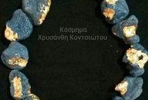 jewellery / Xrysanthi Kontsiotou ♡(jewelry designer) ♡