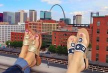{I love St Louis} / by Clarissa Crandall
