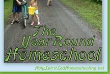 Homeschool / by Becky Hepworth Angood