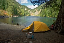 The Great Outdoors / All things camping. Recipes. Ideas.  / by Krizia Bajos