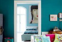 Decor: Color in the home / by Casa Maria Designs