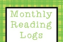 #Reading & writing logs for kids / by Sunny Day Publishing, LLC