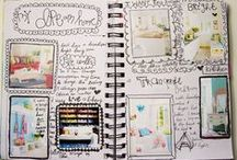 Visual Diary Ideas