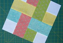 Chip off the Old Block / Quilt blocks