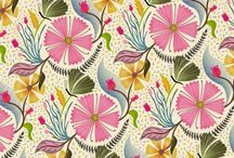 • patterns //
