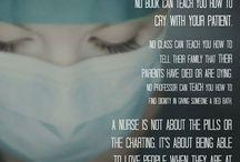 Nursing / by Elaina Helms