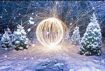 Photography - night, fireworks, sparklers etc