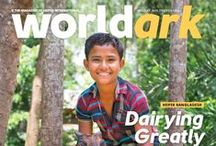 World Ark Magazine: Holiday 2015 / Read more about Heifer International's work and what your gift means to families in need in our 2015 Holiday Issue of the World Ark Magazine. / by Heifer International