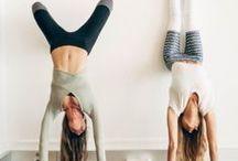 style: yoga + athleisure