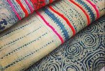 love: textiles