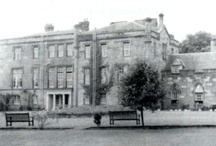 Lainshaw House / Lainshaw House in Stewarton . . . I lived there for 6 months.