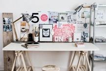 Work Studio / by Sarah Fiske