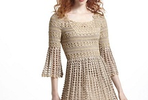 Crochet - Dresses / by Alicia Frieberg