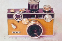 Camera Love / by Colleen Whale