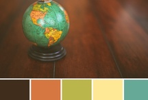 Color Ideas-6  / by Colleen Whale