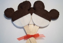 Crafty Ideas-Disney / by Colleen Whale