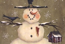 Christmas-Illustrations & Photos / by Colleen Whale
