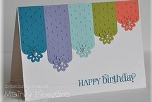 Cards-Birthday / by Colleen Whale