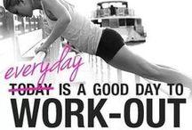 Workin' on my fitness / by Jamie