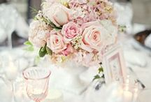 """Centerpieces/Tablesetting Ideas  / by Ashley Newsome """"The Elizabeth in Grand Bay"""""""