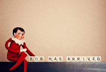 Christmas-Elf on the Shelf / by Colleen Whale