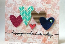 Cards-Valentine's Day / by Colleen Whale
