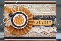 Cards-Thanksgiving, Autumn / by Colleen Whale