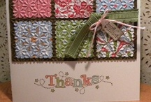 Cards-Thank You / by Colleen Whale