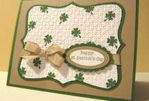 Cards-St. Patrick's Day / by Colleen Whale