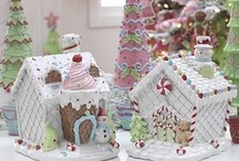 Christmas-Gingerbread / by Colleen Whale