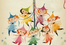 Artist-Mary Blair / by Colleen Whale