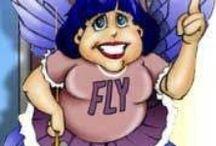 flylady / by Teresa Sigler-Collingwood