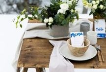 Wedding - Décoration / Photos