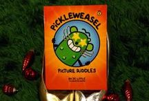 PickleWeasel Picture Riddles / by JC Little