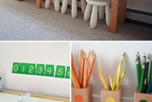 Cute Kid Spaces / by Jessie Beerman