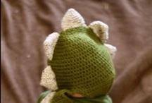 Knitting  & Crocheting / by Kathy Goldenbogen