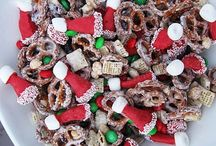 Ho! Ho! Ho-liday Foods / Christmas Treats / by Paige Dawkins