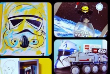 Star Wars  / Love all things Star Wars... / by Ivy Tirado