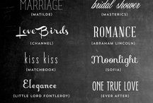 Fonts / by Krystle Monticue