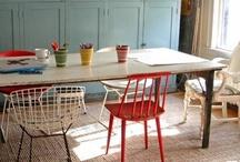 Homeschool Room / Craft Room  / by Krystle Monticue