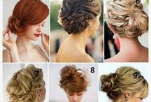 Bridal Hairstyles & Updo ideas