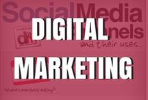 Digital Marketing / We will teach you all about digital marketing strategies tips and tricks with pins on this board :)