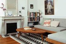 Home Sweet Home / Home spaces inspirations