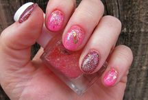 Mani Mania! / I loooooooooove nail polish, nail art, and color!!! :) / by Julie McQuade