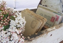 drOp me a line ✗✗✗ / The forgotten romantic art of letter writing... / by lila
