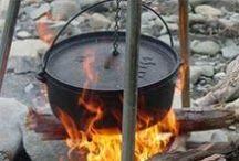 Camp Cooking Menu