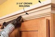 DIY Fixtures & Fittings / Links to tutorials and inspiration on how to fix and build things around the home. Tips to assist in the DIY process.