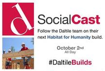 Habitat for Humanity / Daltile Habitat for Humanity Dallas Build / by Daltile