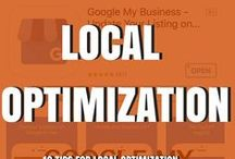 Local Optimization / Learn how to optimize your business locally!